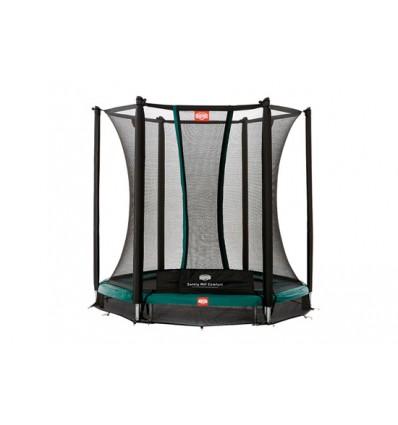 ✓ BERG InGround Trampolin Til Nedgravning 180cm Talent inkl. sikkerhedsnet Comfort