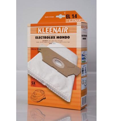 Kleenair EL 14 Støvsugerpose Electrolux Mondo (Microfibre)