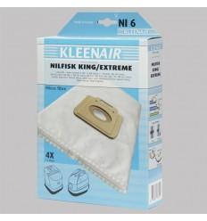 Kleenair NI 6/7 Støvsugerpose Nilfisk King/Extreme/Power